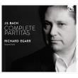 パルティータ全曲 リチャード・エガー(チェンバロ)(2CD)