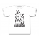 けものフレンズ すごーい!Tシャツ(ホワイト)XL