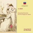 フーガの技法、チェンバロ協奏曲第1番、第2番 ジョージ・マルコム、フィロムジカ・オブ・ロンドン、ミュンヒンガー&シュトゥットガルト室内管(2CD)