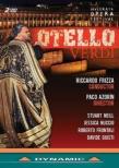 『オテロ』全曲 アツォリン演出、リッツァ&マルケ地方財団管、スチュアート・ニール、他(2016 ステレオ)(2DVD)