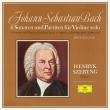 無伴奏ヴァイオリンのためのソナタとパルティータ全曲:ヘンリク・シェリング (1967)(3枚組/180グラム重量盤レコード)