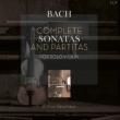 無伴奏ヴァイオリンのためのソナタとパルティータ全曲:アルテュール・グリュミオー(ヴァイオリン)(2枚組アナログレコード)