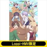 【HMV・Loppi特装版アクリルスタンド(しずく)付】NEW GAME!! Rank.2【Blu-ray】