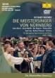 『ニュルンベルクのマイスタージンガー』全曲 シェンク演出、レヴァイン&メトロポリタン歌劇場、ジェイムズ・モリス、マッティラ、他(2001 ステレオ)(2DVD)