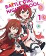 TVアニメ「バトルガール ハイスクール」Blu-ray Disc &CD BOX Vol.1