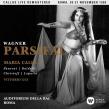 『パルジファル』全曲(イタリア語)グイ&ローマRAI響、マリア・カラス、ボリス・クリストフ、他(1950 モノラル)(3CD)
