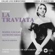 『椿姫』全曲 ギオーネ&リスボン・サン・カルロ劇場、マリア・カラス、アルフレード・クラウス、他(1958 モノラル)(2CD)