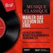 交響曲「大地の歌」:ブルーノ・ワルター指揮&ウィーン・フィルハーモニー管弦楽団 (アナログレコード)