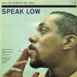 Speak Low (マスター盤プレッシング仕様/完全限定プレス/180グラム重量盤レコード/Craftman)【限定入荷のためご予約は先着順とさせていただきます】