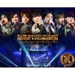 LIVE TOUR 2017 MUSIC COLOSSEUM (Blu-ray)