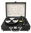 hide Vinyl Motion Portable Suitcase Turntable