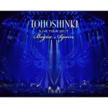 TOHOSHINKI LIVE TOUR 2017 -Begin Again-(2Blu-ray)