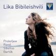 Lika Bibileishvili : Prokofiev, Ravel, Sibelius, Bartok
