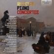 Russian Piano Concertos : Ponti, In-ju Bang, Yablonskaya, Kun-woo Paik, Giltburg, etc (15CD)