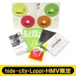 【hide-city・Loppi・HMV限定】 hide1998〜Last Words〜(DVD+6CD+BOOK)