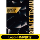 BULLET TRAIN ARENA TOUR 2017-2018 THE END FOR BEGINNING Loppi・HMV LIMITED BOX