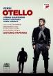『オテロ』全曲 ウォーナー演出、アントニオ・パッパーノ&コヴェント・ガーデン王立歌劇場、ヨナス・カウフマン、アグレスタ、他(2017 ステレオ)(2DVD)