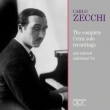 Carlo Zecchi : The Complete Cetra Solo Recordings & Selected Additional 78' s (2CD)