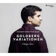 ゴルトベルク変奏曲、アダージョ BWV.968 ディエゴ・アレス(チェンバロ)(2CD)