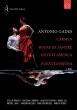 『カルメン』『血の婚礼』『フラメンコ組曲』『アンダルシアの嵐』 アントニオ・ガデス舞踊団(2011)(3DVD)