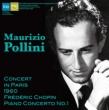 ピアノ協奏曲第1番 ホ短調 Op.11 ポリーニ、クレツキ&フランス国立放送管弦楽団 (180グラム重量盤レコード/Spectrum Sound)