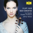 Violin Concertos: Hilary Hahn(Vn)Kahane / Los Angeles Co
