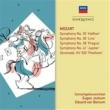 交響曲第35番、第36番、第38番、第41番、『ポストホルン』 オイゲン・ヨッフム、エドゥアルド・ヴァン・ベイヌム、コンセルトヘボウ管弦楽団(2CD)