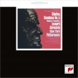 Sym, 5, Violin Concerto: Bernstein / Nyp Francescatti(Vn)+pohjola' s Daughter