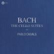 無伴奏チェロ組曲:パブロ・カザルス(チェロ)(3枚組/180グラム重量盤レコード/Warner Classics)