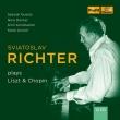 Sviatoslav Richter Plays Liszt & Chopin 1948-1963 (12CD)
