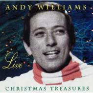 Andy Williams Live -Christmastreasures