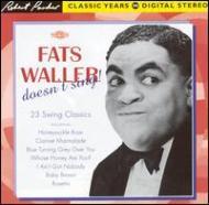 Fats Waller/Fats Waller Doesn't Sing