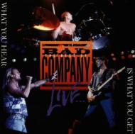 Best Of Bad Company Live