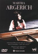 シューマン、ロベルト(1810-1856)/Piano Concerto: Argerich Decker / Cbc. so +liszt Ravel Piano Music