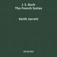 バッハ(1685-1750)/French Suite: Keith Jarrett