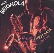 Nick Brignola/Live At Sweet Basil First Set