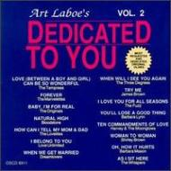 Dedicated To You Vol.2