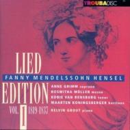 Lieder Vol.1: Grimm(S)muller(Ms)rensburg(T)
