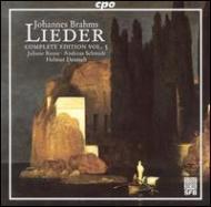 ブラームス(1833-1897)/Complete Lieder Vol.5: Banse(S) A.schmidt(Br) Deutsch(P)