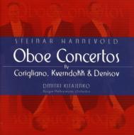 Oboe Classical/Oboe Concertos: Hannevold(Ob)kitayenko / Bergen. po
