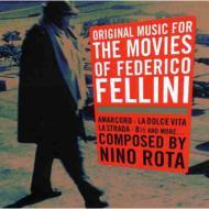 Original Music For The Movies Of Federico Fellini