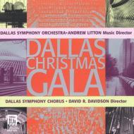 クリスマス/Dallas Christmas Gala: Litton Davidson / Dallas. so (Hyb)