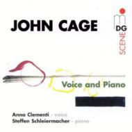 Voice & Piano A.clementi(Voice)schleiermacher(P)