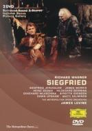 ワーグナー(1813-1883)/Siegfried: Levine / Met Opera