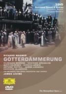 ワーグナー(1813-1883)/Gotterdammerung: Levine / Met Opera