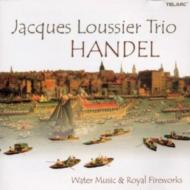 Handel -Water Music, Music Forthe Royal Fireworks