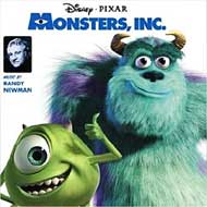 Monsters, Inc -Soundtrack
