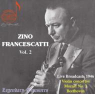 Violin Concerto./ .3: Francescatti, Cluytens / Paris Conservatory.o(Vol.2)