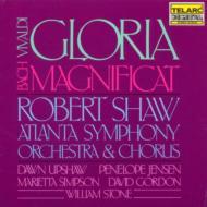 Magnificat / Gloria ショウ&アトランタ響&合唱団.