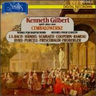 K.gilbert Plays Bach, Handel, Sacrla